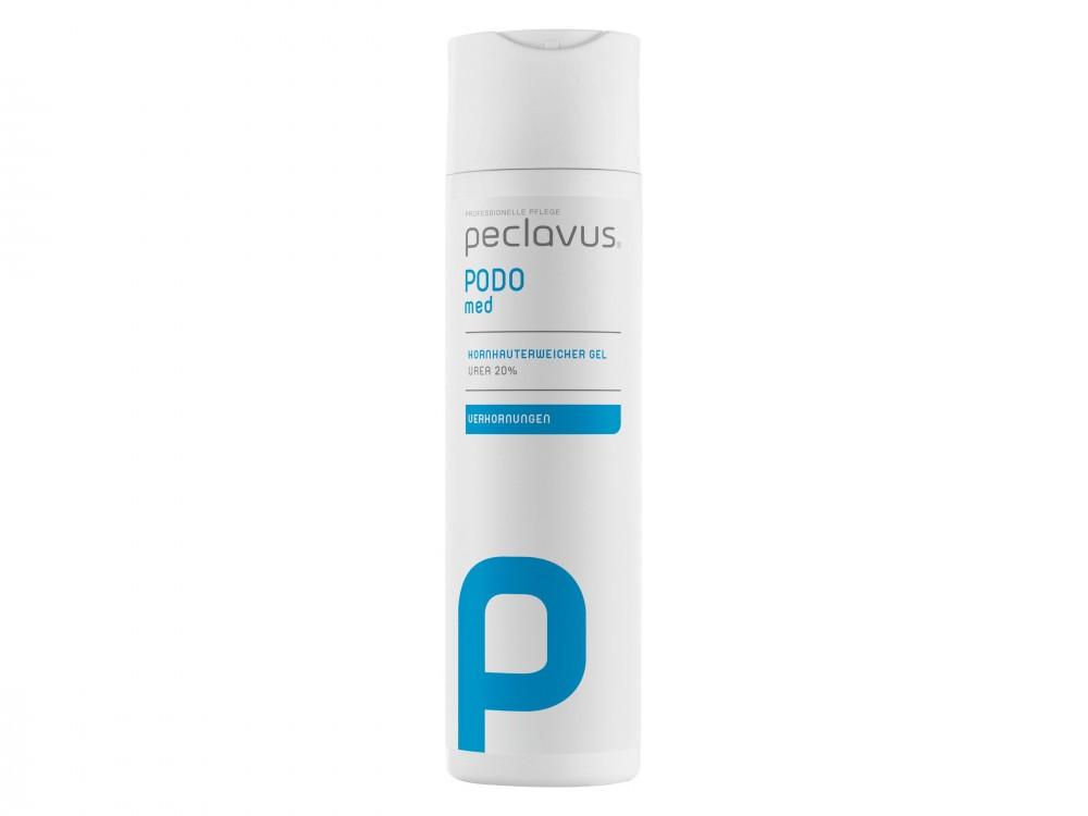 Suragėjusios odos minkštinimo gelis 250 ml
