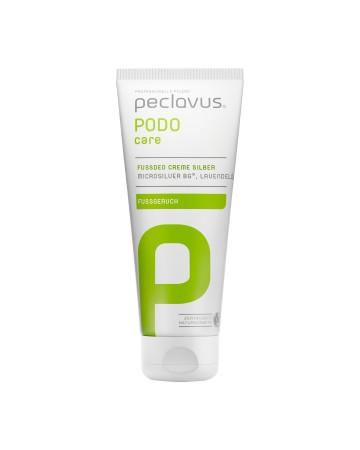 Pėdų dezodorantas – kremas su sidabru 100 ml