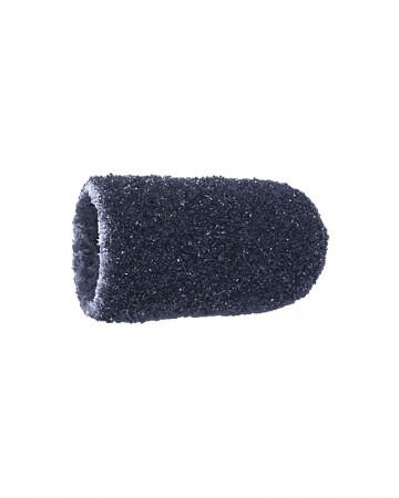 Vienkartiniai pedikiūro antgaliai, korundas-juodas, vidutinis 5 mm, 10 vnt.
