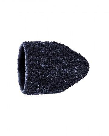 Vienkartiniai pedikiūro antgaliai KONUS super grubus, 10 mm, 10 vnt.