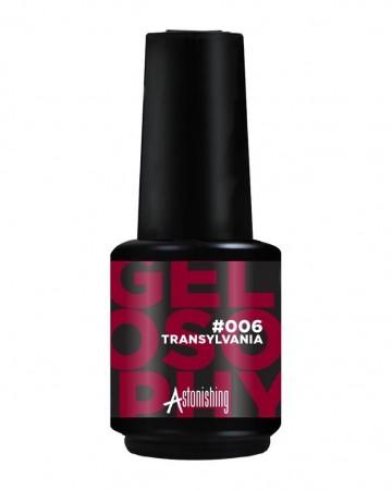 Gelinis lakas #006 Transylvania 15 ml